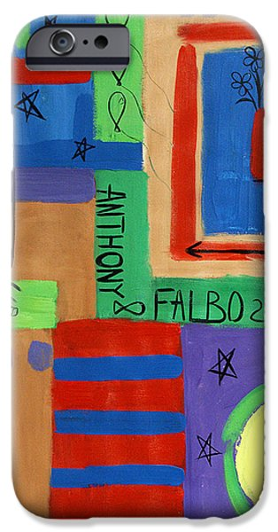 What Have You Done iPhone Case by Anthony Falbo