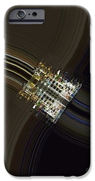 Jewelry Greeting Cards iPhone Cases - What Is It iPhone Case by PainterArtist FIN