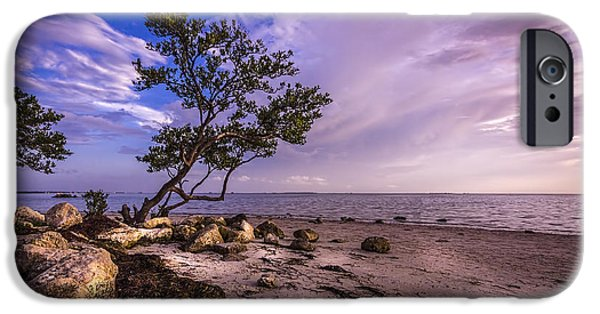Gulf Of Mexico iPhone Cases - Whats Beyond iPhone Case by Marvin Spates