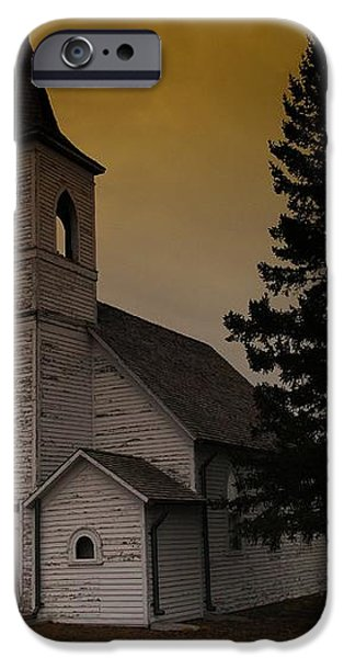 WHEN HEAVEN IS YOUR HOME iPhone Case by Jeff  Swan