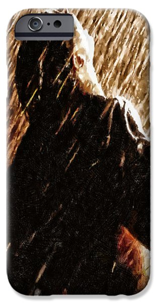 When That Moment Arrives iPhone Case by Joe Misrasi
