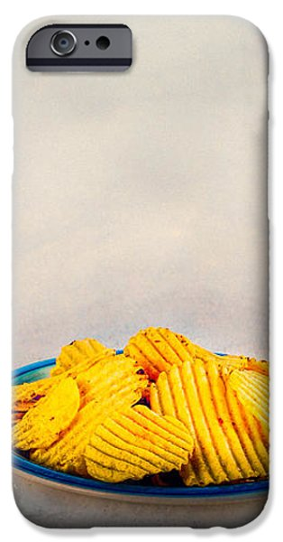 When you lose your nuts there is always chips iPhone Case by Bob Orsillo