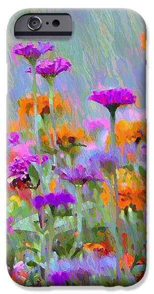 Where Have All the Flowers Gone iPhone Case by Bill Cannon