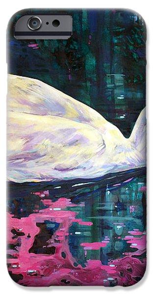 Where lilac fall iPhone Case by Derrick Higgins