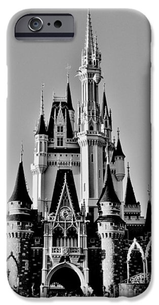 Magic Kingdom iPhone Cases - Where Magic Happens iPhone Case by Benjamin Yeager