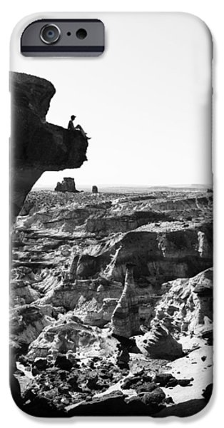 White Rocks iPhone Case by Chad Dutson