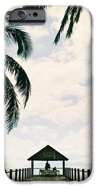 Whitsunday iPhone Cases - Whitsunday Island iPhone Case by Sherri Abell