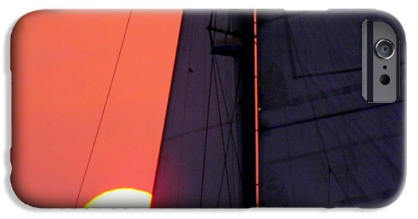 Most Sold iPhone Cases - Why We Sail iPhone Case by Karen Wiles