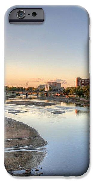 Wichita iPhone Case by JC Findley