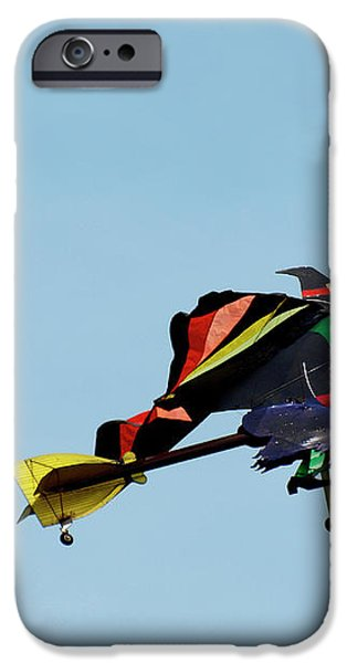 Wicked iPhone Case by Thomas Young