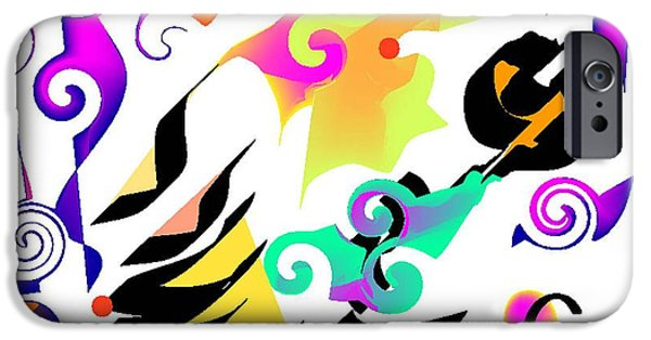 Cast A Spell iPhone Cases - Wicked Witch iPhone Case by Andy Cordan