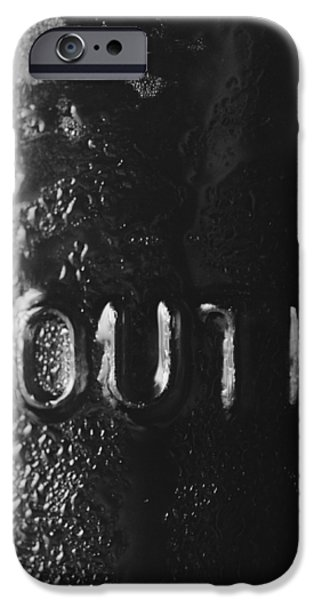 Widemouth iPhone Case by Christi Kraft