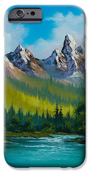 Wild Country  iPhone Case by C Steele