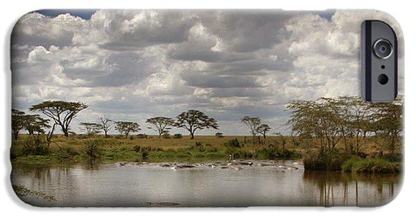 Crocks Photographs iPhone Cases - Wild Pond iPhone Case by Joseph G Holland