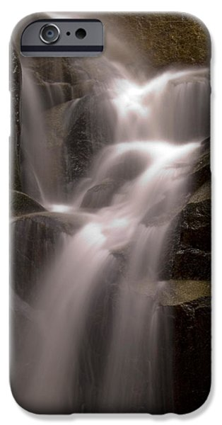 Bill Gallagher iPhone Cases - Wildcat Falls iPhone Case by Bill Gallagher