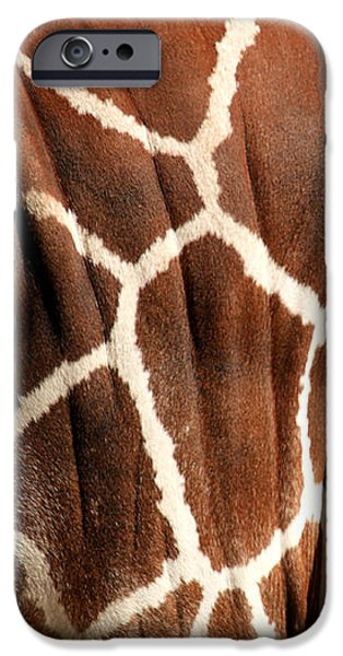 Wildlife Patterns  iPhone Case by Aidan Moran