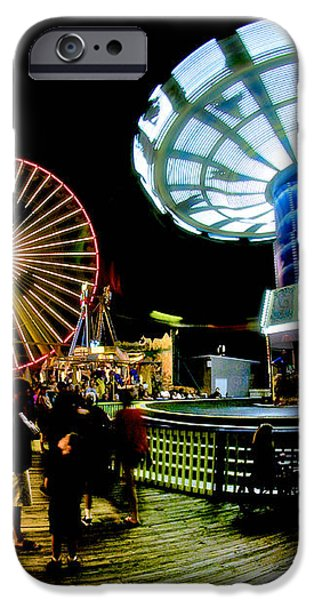 Wildwood is a Happy Place iPhone Case by Mark Miller