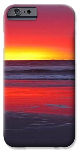Wildwood Sunrise Dreaming iPhone Case by David Dehner