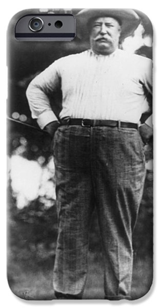 William Howard Taft iPhone Case by Unknown