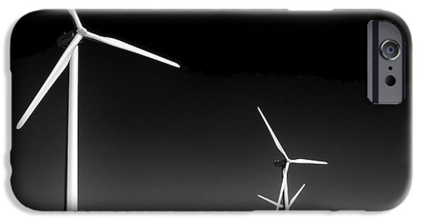 Wind Farm iPhone Case by Trever Miller