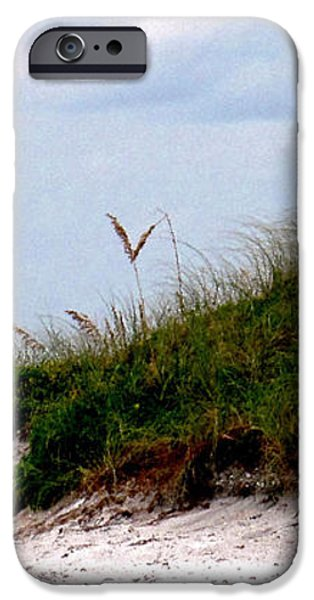 Wind in the Seagrass iPhone Case by Ian  MacDonald