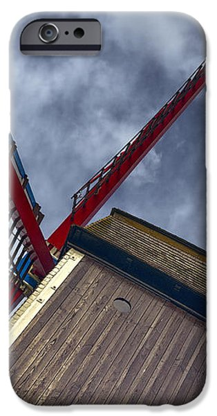 Wind Power iPhone Case by Joan Carroll