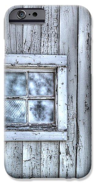 Window iPhone Case by Juli Scalzi