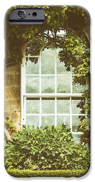 Window Cover iPhone Cases - Window iPhone Case by Amanda And Christopher Elwell