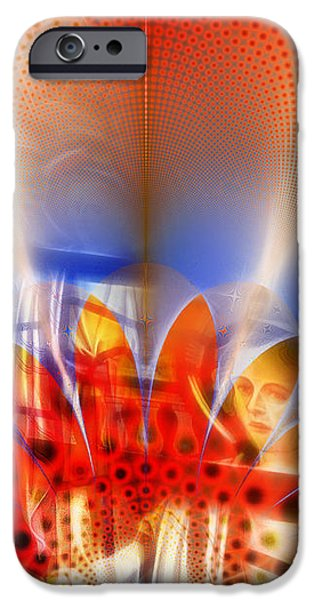 Window of Illusions iPhone Case by Ian Mitchell