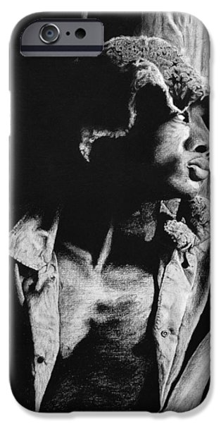 Window Pane iPhone Case by Jay Alldredge