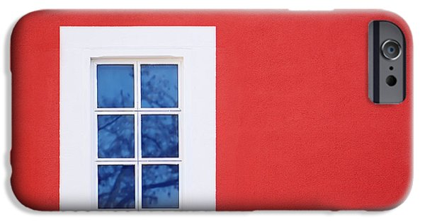 Town iPhone Cases - Window Piece iPhone Case by GP Images