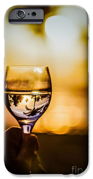 Painter Photo Photographs iPhone Cases - Cheers to That iPhone Case by  rdm-Margaux Dreamations
