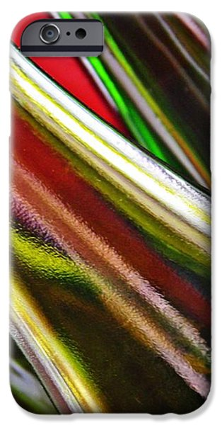 Wine Bottles 3 iPhone Case by Sarah Loft
