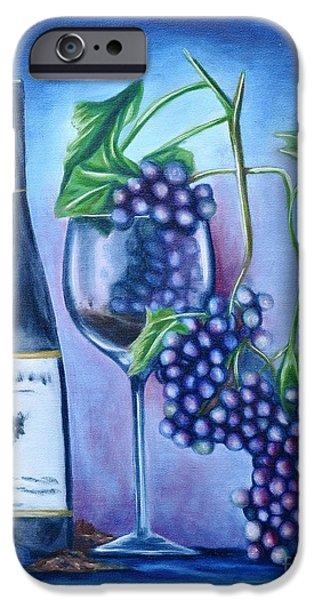 Wine Dance iPhone Case by Ruben  Archuleta - Art Gallery