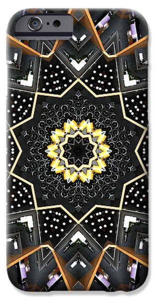 Wine Shop iPhone Case by Dawn LaGrave