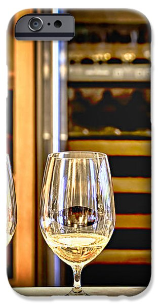 Wine tasting  iPhone Case by Elena Elisseeva