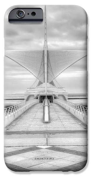 Wing Span iPhone Case by Scott Norris