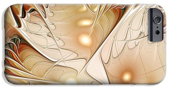 Flight iPhone Cases - Wings iPhone Case by Anastasiya Malakhova
