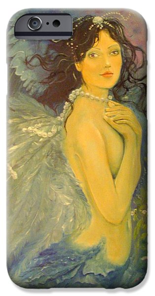 Wings iPhone Case by Victoria Maine