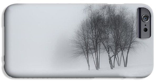 Southern New England iPhone Cases - Winter Dream iPhone Case by Bill  Wakeley