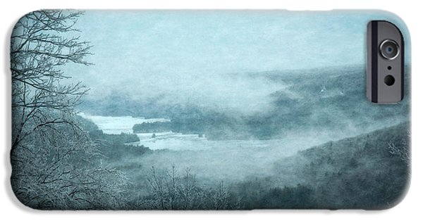 Winter iPhone Cases - Winter iPhone Case by HD Connelly