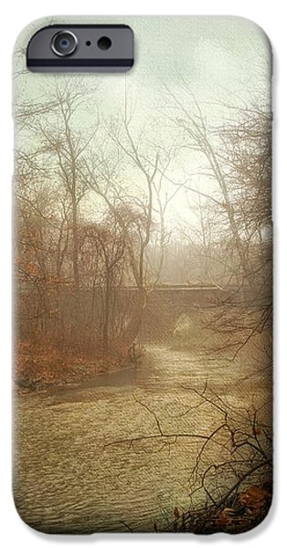 Winter Mist iPhone Case by Jessica Jenney