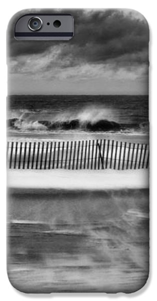 Winter on Long Island iPhone Case by JC Findley