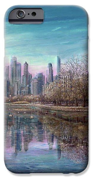 Winter Serenity Deep iPhone Case by Doug Kreuger