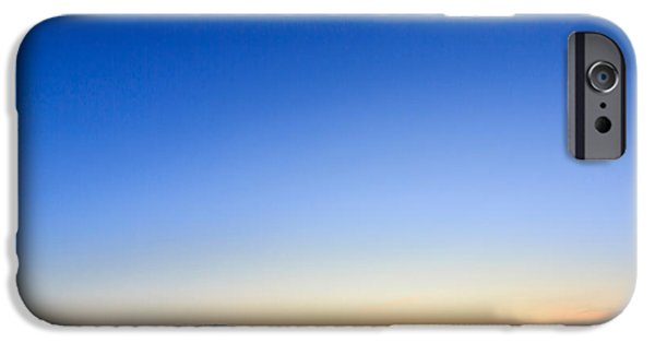 Lapland iPhone Cases - Winter Sunrise In Lapland, Sweden iPhone Case by Panoramic Images