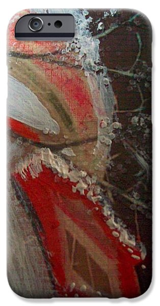 Winter Warmth III iPhone Case by Jackie Bodnar