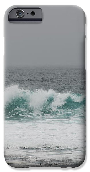 Winter Waves iPhone Case by Artist and Photographer Laura Wrede