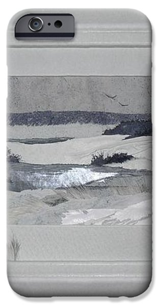 Wintry Dream iPhone Case by Yakubouskaya Olga
