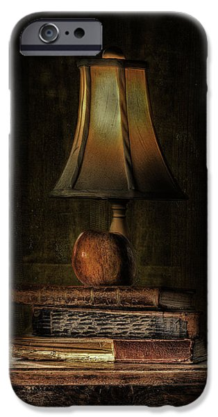 Information iPhone Cases - Wisdom iPhone Case by Erik Brede