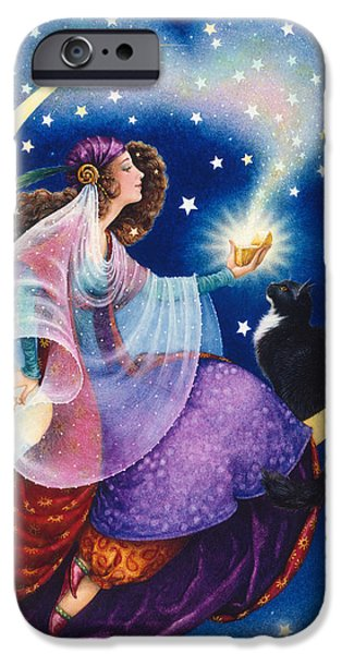 Wishes iPhone Case by Lynn Bywaters